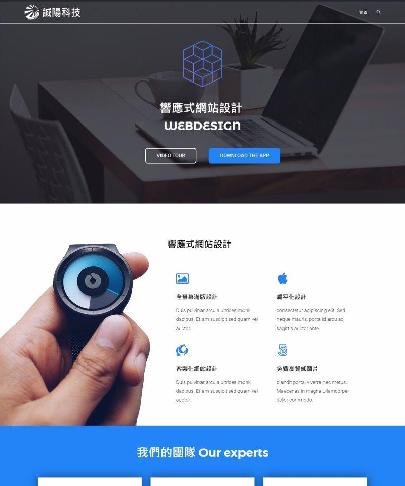 網站設計2